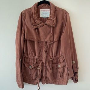 Anthropologie Cartonnier Anorak Jacket / Sz 6